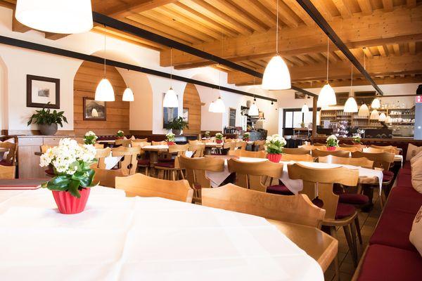 Köstlich Essen im Klostergasthof