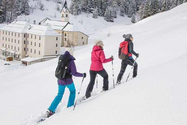 Schneeschuhwandern in Tirol | © TVB Wipptal