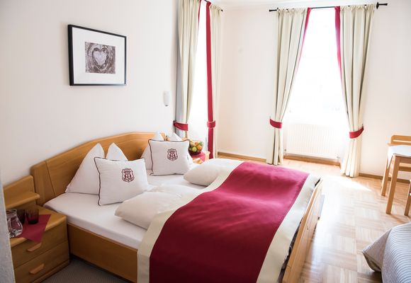 Double room for 2 to 3 people