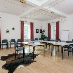 Seminarraum Serviten für 30-40 Personen
