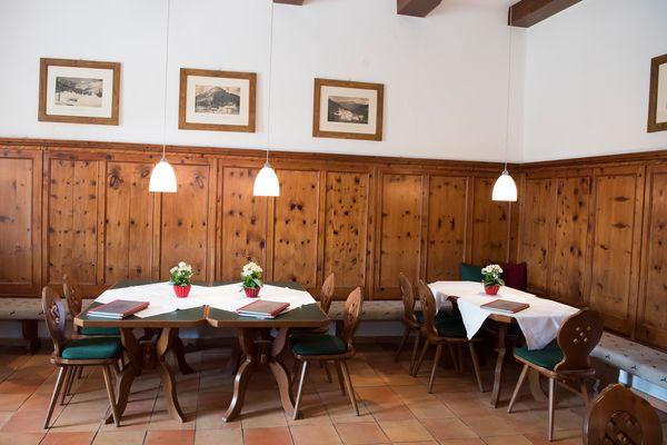 Restaurant at Klostergasthof Maria Waldrast