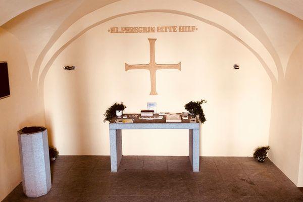 St. Pergerin Kapelle
